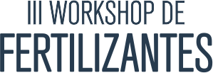 III Workshop de Fertilizantes Logo